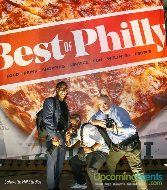 Photo from Best of Philly Soiree 2017
