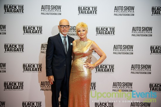 Photo from Black Tie Tailgate 2017 - Red Carpet Photos