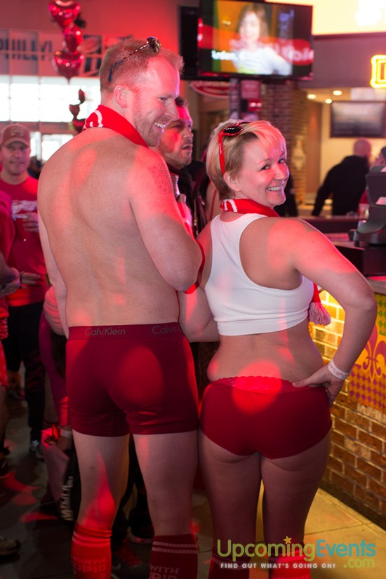 Photo from Cupid's Undie Run 2015