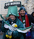 View photos for Eagles Parade Photos (Gallery 2)