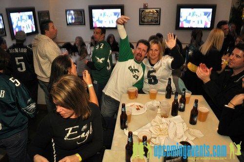 Photo from Eagles vs Arizona NFC Championship Game