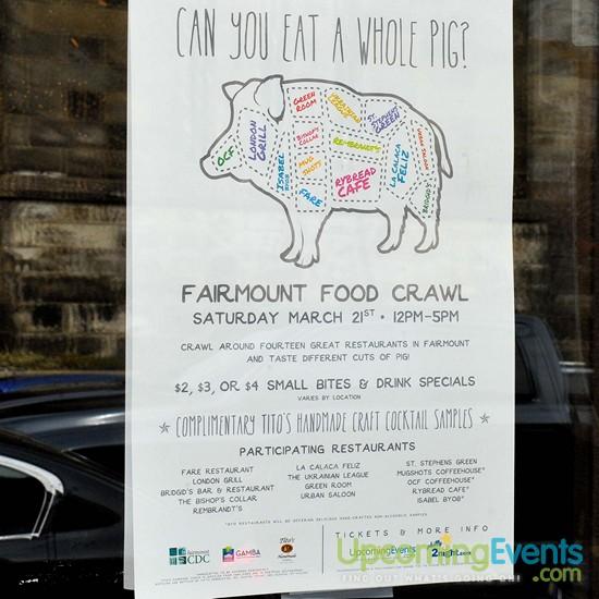 Photo from Fairmount Food Crawl (Gallery 1)