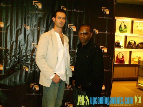 Photo from Fashion Frenzey TV Philadelphia Launch Party Photos