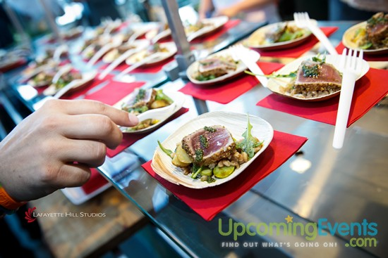 Photo from Marc Vetri's Great Chefs Event - Main Tasting