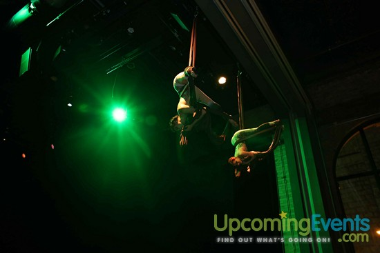 Photo from Prospero's Ball at Fringearts / La Peg