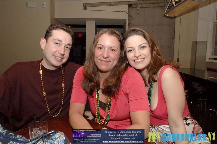 Photo from The Great Philadelphia Mardi Gras Party @ Triumph Brewery