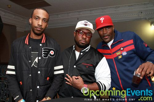 Photo from Mitchell & Ness DJ Quest Love