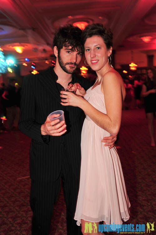 Photo from New Years Eve @ The Crystal Tea Room (Candids Gallery 1)