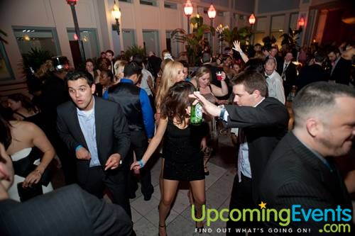 Photo from NYE 2012  @ The Crystal Tea Room (Gallery C)