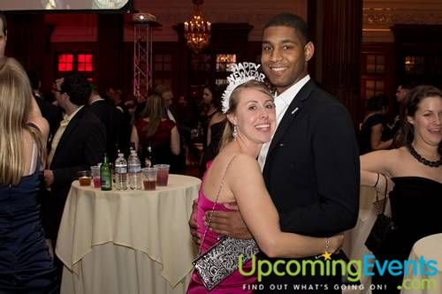 Photo from NYE 2012  @ The Crystal Tea Room (Gallery E)