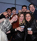 View photos for NYE 2015 @ The Piazza!