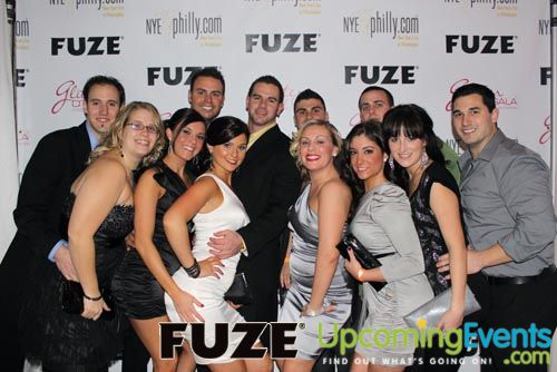 New Years Eve Philadelphia Glitter City Gala