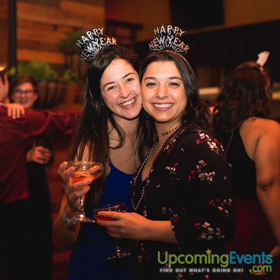 Photo from NYE 2018 at City Tap House (Univ City)