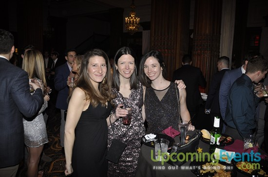 Photo from NYE 2018 at The Crystal Tea Room