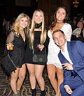 View photos for NYE 2018 at The Crystal Tea Room