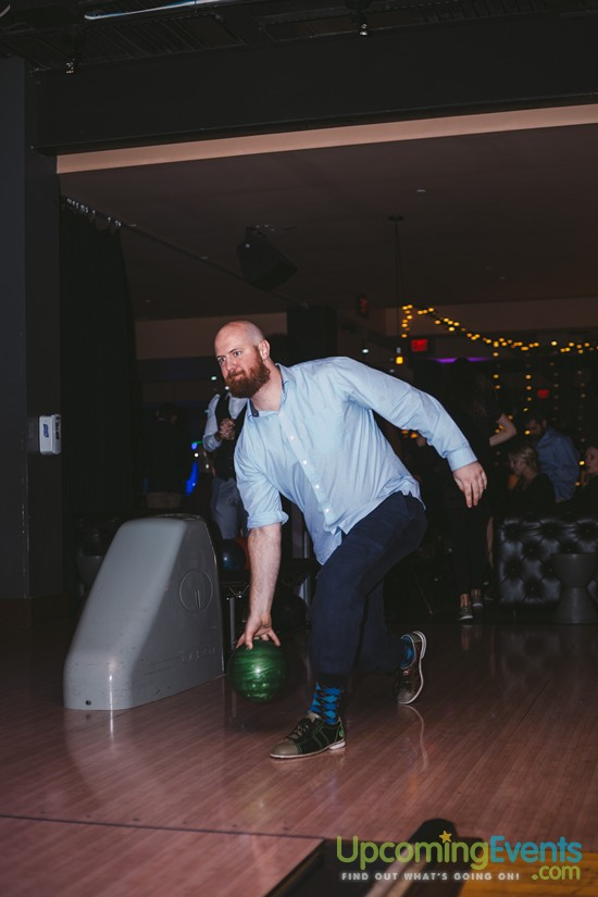 Photo from NYE 2018 at Lucky Strike Lanes