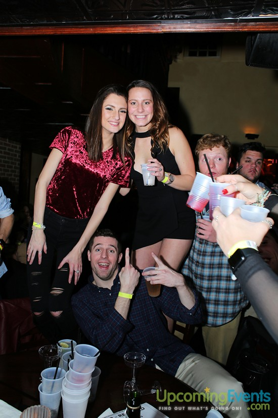 Photo from NYE 2018 at Paddy Whacks (South Street)