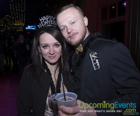 Photo from NYE 2018 at The Pier in Atlantic City