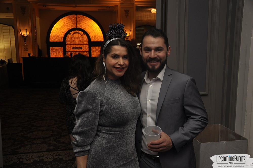 Photo from The Glitter City Gala at The Bellevue