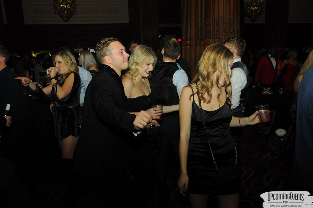 Photo from New Years Eve 2020 at The Crystal Tea Room