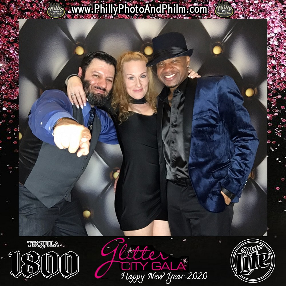Photo from Glitter City Gala NYE Party at The Bellveue Hotel (Photo Booth)