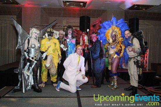 Photo from Peter Sterling Halloween Ball 2014