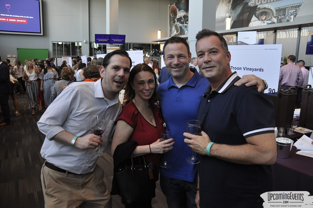 Photo from Philly Mag Wine Fest 2018