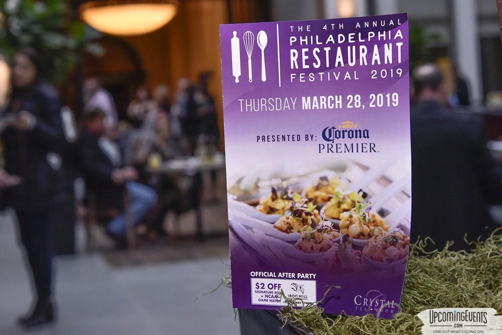 Photo from Philadelphia Restaurant Festival