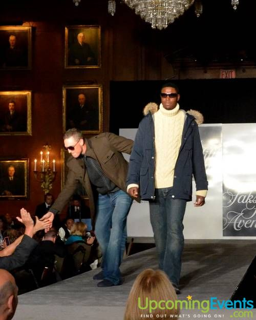 Photo from Shane Victorino All-Star Celebrity Fashion Show