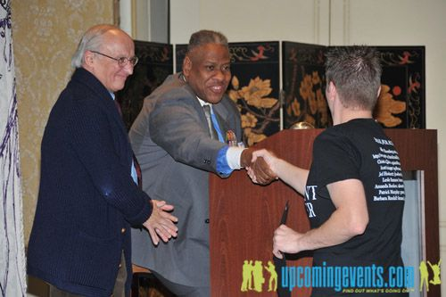 Photo from Vogue's Andre Leon Talley Visits Philadelphia Students